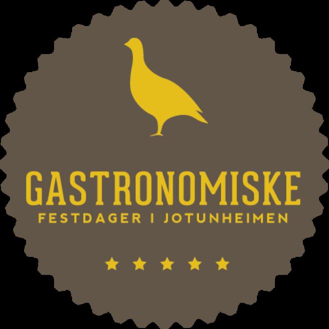 Logo - Gastronomiske festdager i Jotunheimen